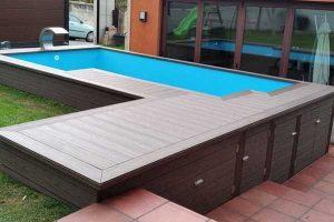 Fabricación de piscinas fibra de vidrio