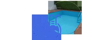 Reparación fabricación piscinas